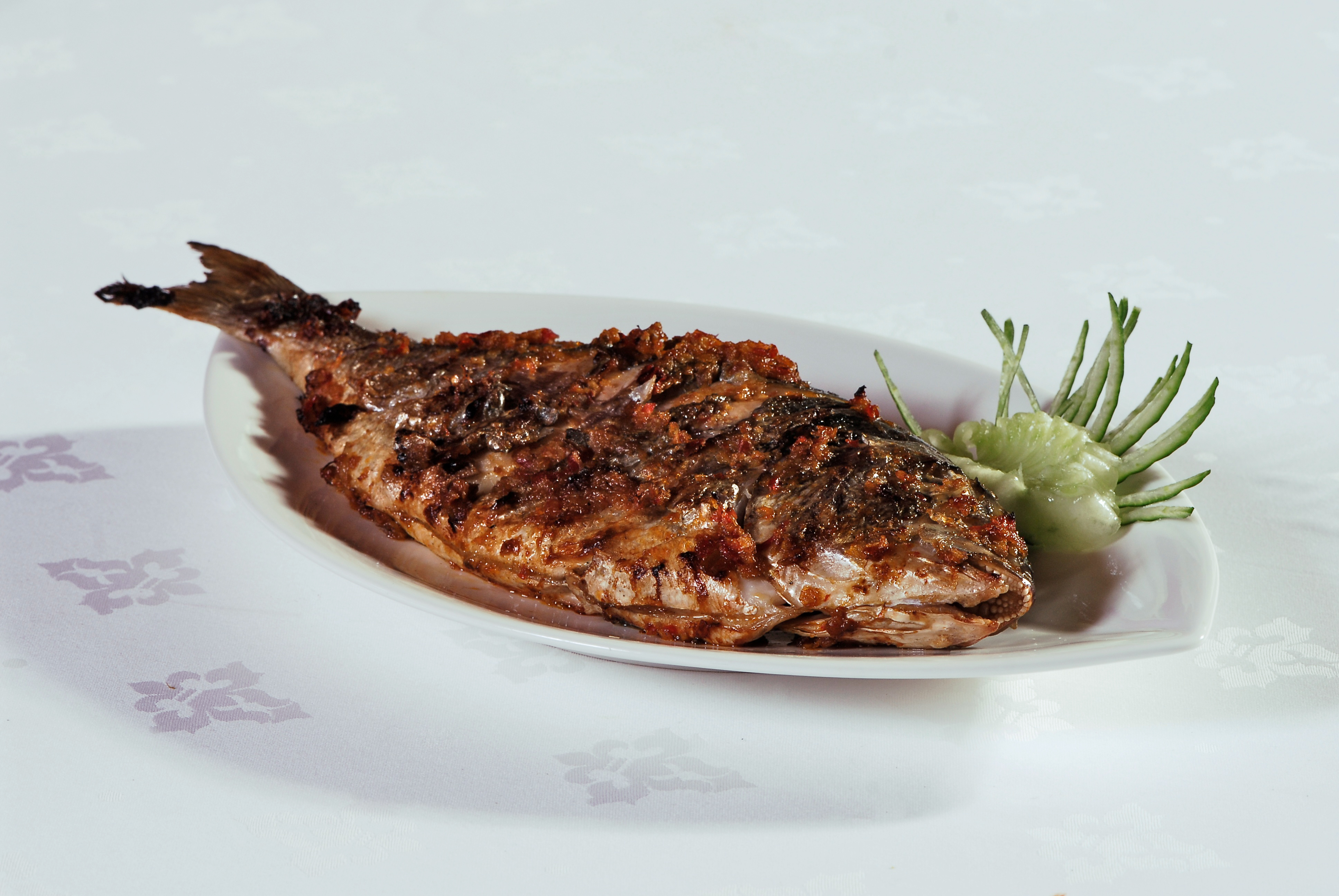 Ikan Bakar Jimbaran
