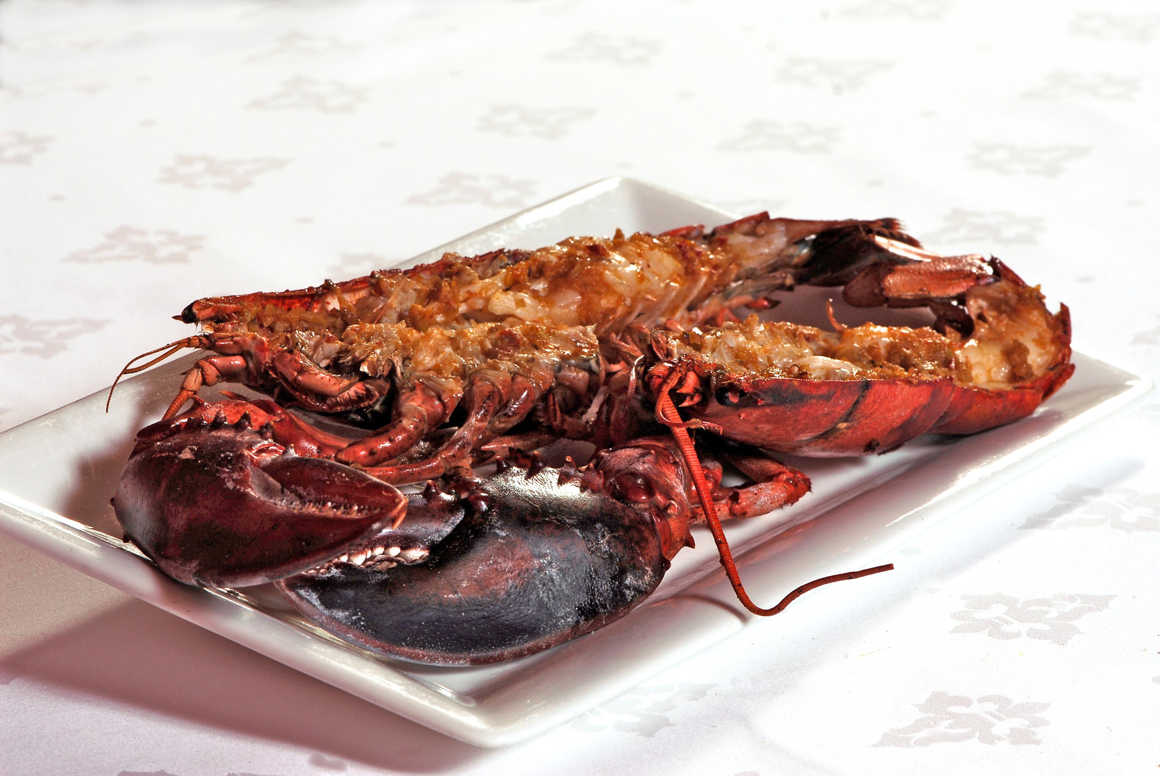 Lobster Bakar Jimbaran